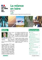 Gazette relance Newsletter 7