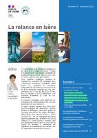 Lettre La relance en Isère no4