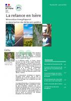 Lettre La relance en Isère no5
