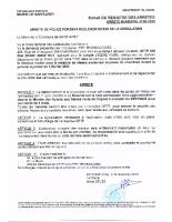 ARRETE DE VOIRIE janvier-2020
